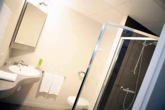Hotel Le Galion: salle de bains