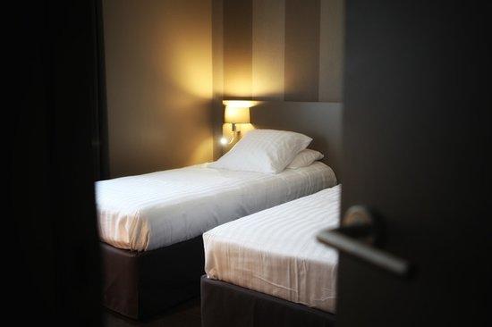 Hotel Le Galion: les chambres communicantes