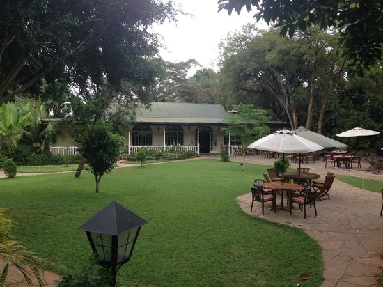 Karen Blixen Coffee Garden & Cottages: Swedo gardens