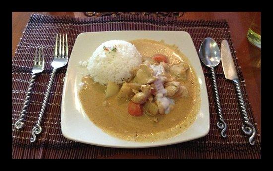 Rama Thai: Presentation & taste lovely ;-)