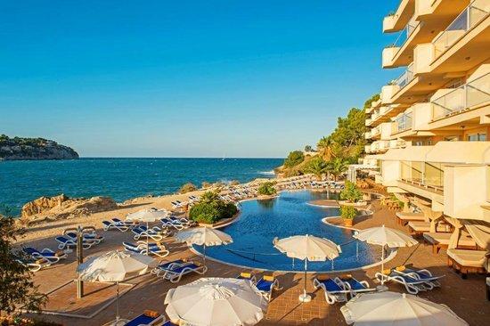 Iberostar suites hotel jardin del sol resort santa ponsa for Hotel jardin del sol mallorca