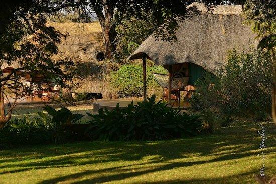 Imbabala Zambezi Safari Lodge: Imbabala Room Exterior