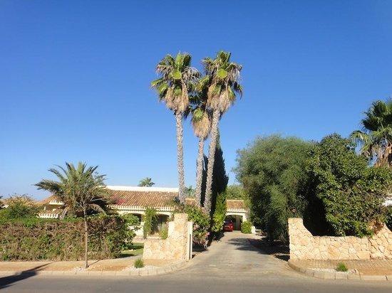 Villas La Manga: Front