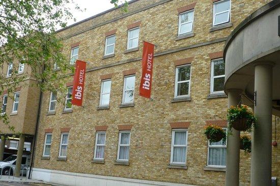 Ibis London Greenwich : Hotel block