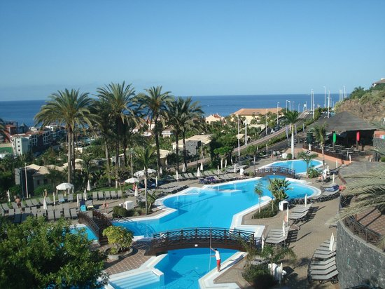 Picture of melia jardines del teide costa for Melia jardines del teide booking