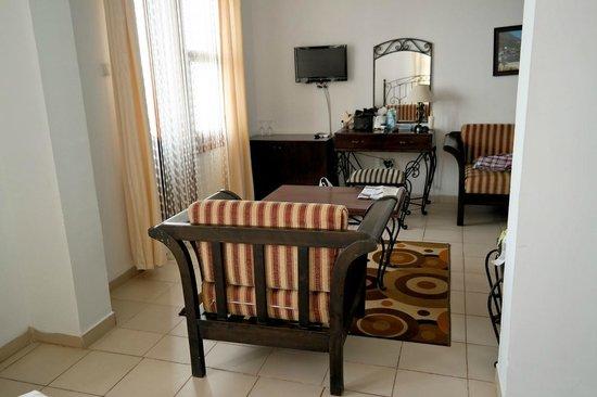 Meis Exclusive Hotel : Номер в отеле