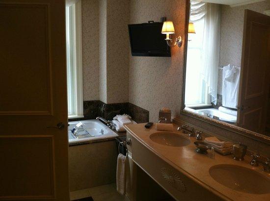 Bathroom Picture Of The Hermitage Hotel Nashville Tripadvisor