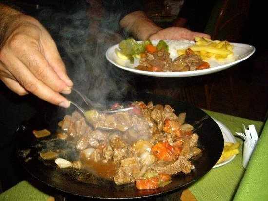 Merhaba Garden Restaurant: THE BEST TURKISH DISH