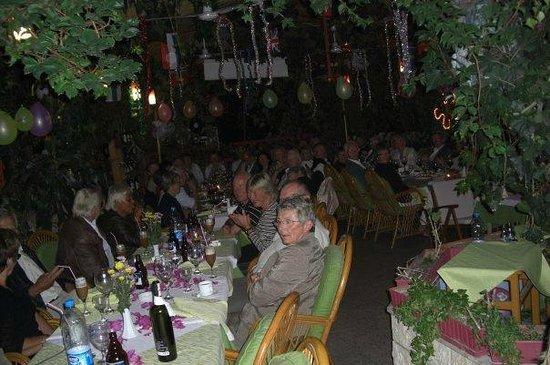 Merhaba Garden Restaurant: VERY GOOD ATMOSFER