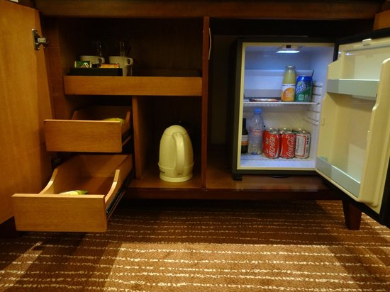 Crowne Plaza Beijing International Airport: Mini Bar