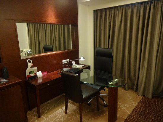 Crowne Plaza Beijing International Airport: Desk