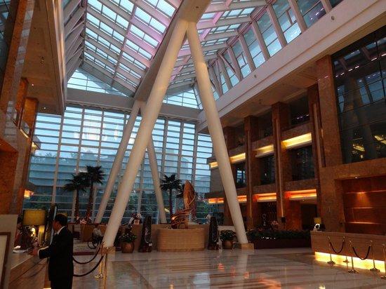 Crowne Plaza Beijing International Airport : Lobby Bar