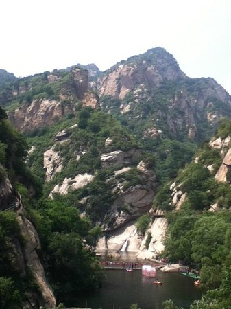 Beijing Black Dragon Pond: entrance
