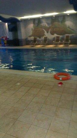 Mercure Al Khobar : Swimming pool