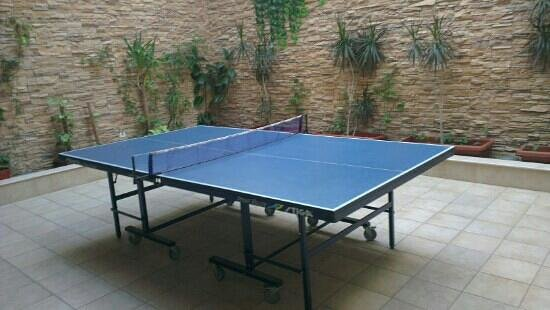 Mercure Al Khobar : Ping Pong