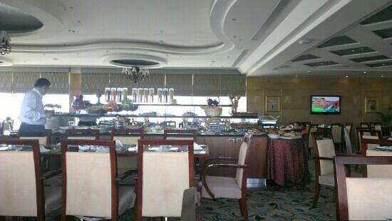Mercure Al Khobar : buffet