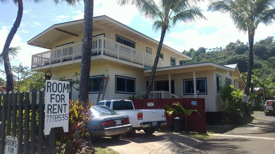 Sharks Cove Rentals: Front of property