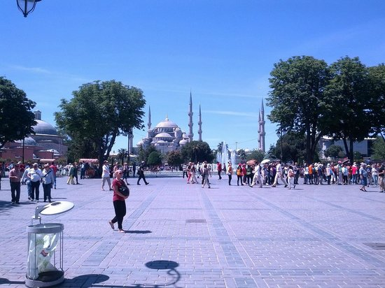 TTC Day Tours, Istanbul : Istanbul city tour