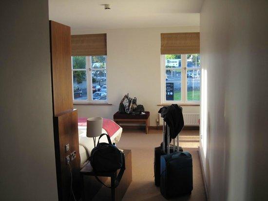 The Huntsman Inn: Room