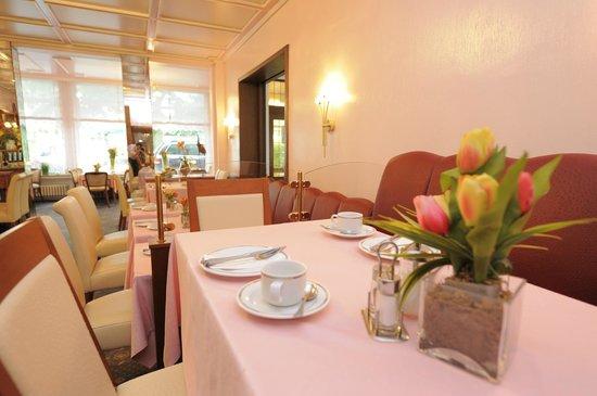 Hotel Heldt Dependance: Frühstücksraum