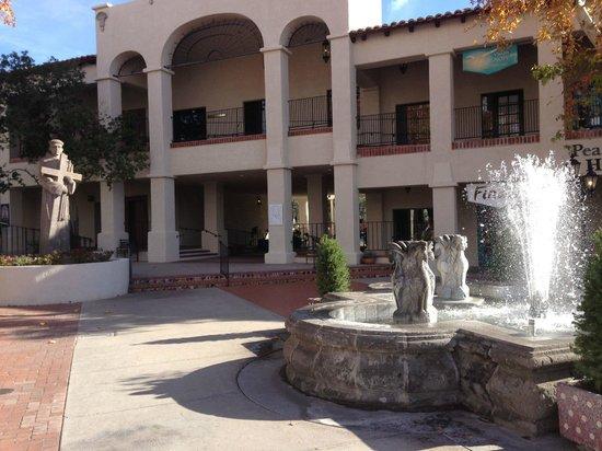 Homewood Suites by Hilton Tucson/St. Philip's Plaza University : St. Philips Plaza