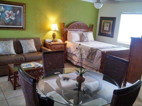 Tropical Beach Resorts: Sweet suite !