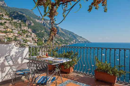 Hotel Miramare : sea view