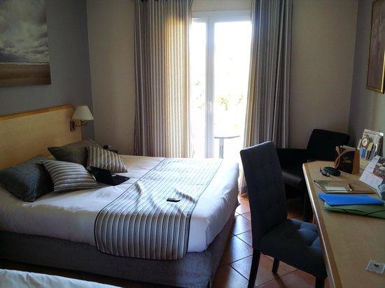 Hotel le Rodin: chambre