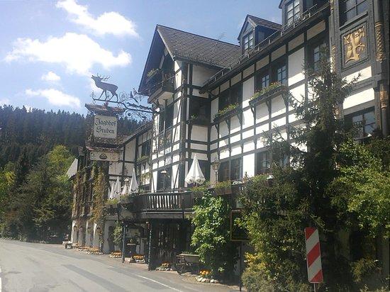 Relais & Chateaux Hotel Jagdhof Glashuette: Fantastisk hotel