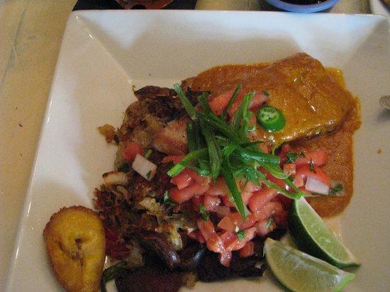 Perro Salado: the mahi special