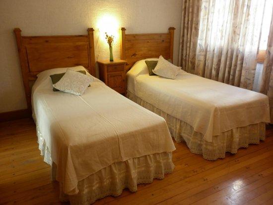 816 B&B : Es  la habitacion doble estandar dos camas