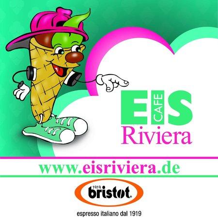 Eiscafe Riviera: Logo