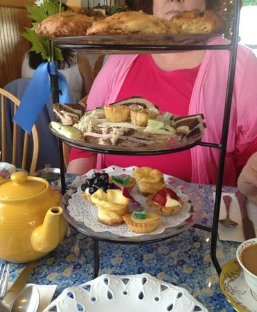 Robinson S Tea Room