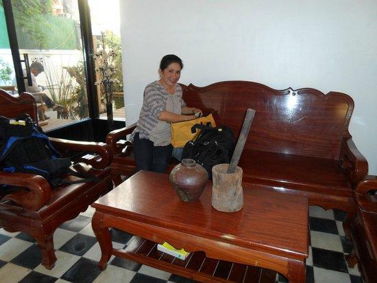 Avatar Angkor Hotel: checking out