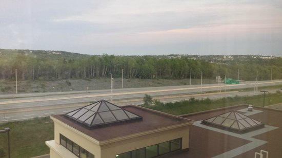 Hampton Inn & Suites by Hilton Halifax - Dartmouth: view from room