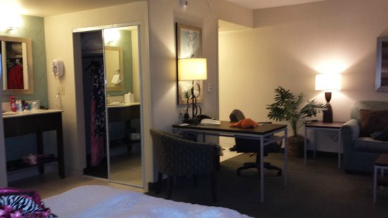 Hampton Inn & Suites by Hilton Halifax - Dartmouth: king bed suite 1