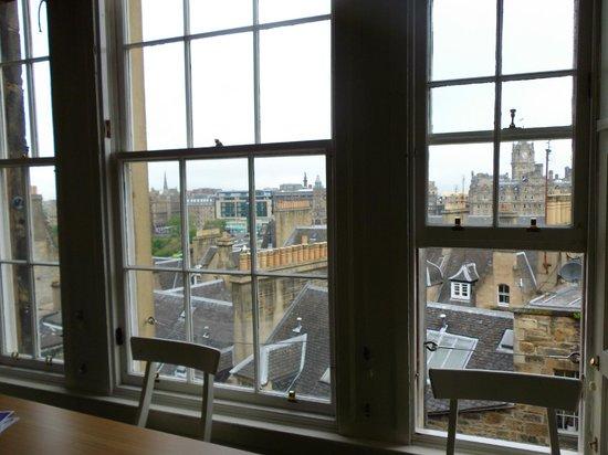 High St Flat - View