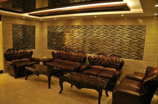 Hotel Silver Star: Sitting Area