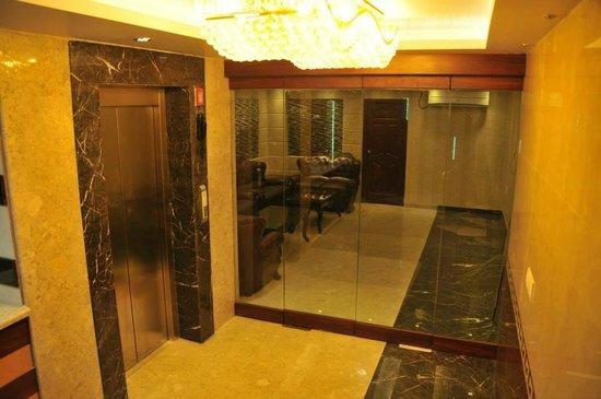 Hotel Silver Star: Elevator