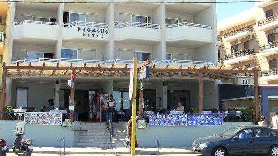 Pegasus Hotel & Apartments : Pegasus