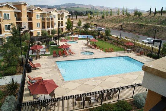 Vino Bello Resort : View from balcony