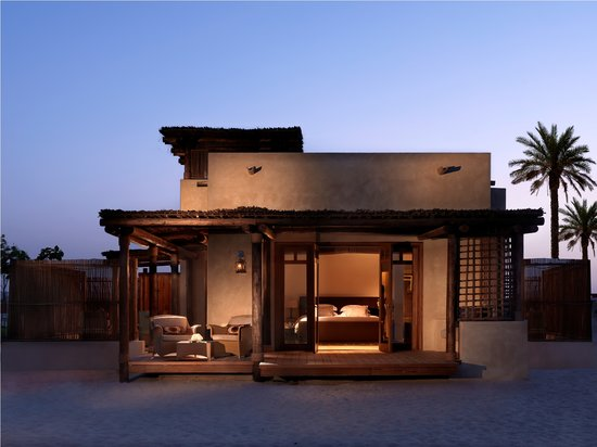Sir Bani Yas Island, Zjednoczone Emiraty Arabskie: Al Yamm Villa Resort - One bed Room Villa