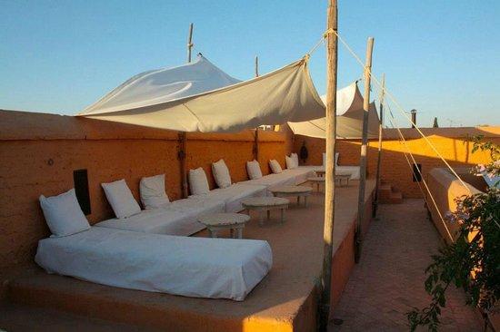 Hotel & Spa Riad Al Jazira : La Terrazza