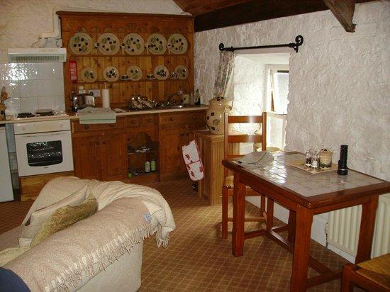 Ballydougan Pottery Courtyard Cottages: Interior