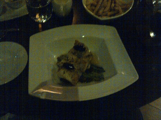 On the Waterfront: Sea Bass