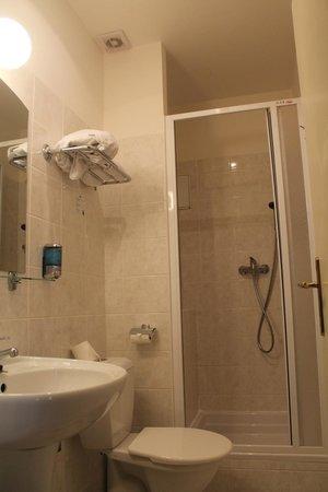 Hotel Melantrich: Ванная комната