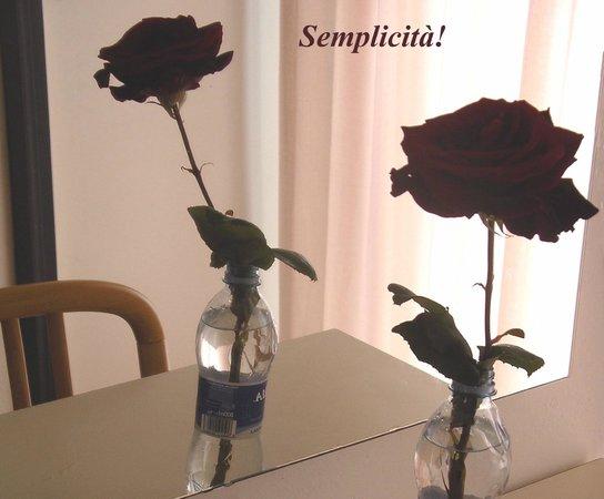 Hotel Amedeo : La gentilezza di un fiore!