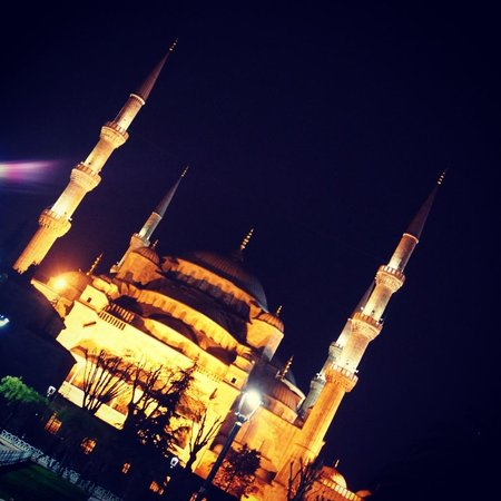 Connoisseur Travel: in estanbul