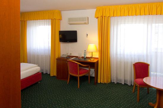 Hotel Engelhorn: Doppelzimmer