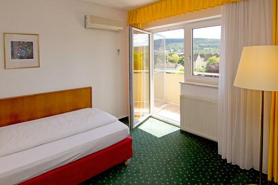 Hotel Engelhorn: Einzelzimmer